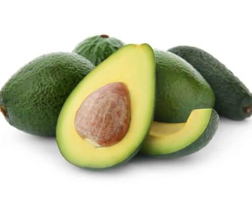 Plantebasert avocado is