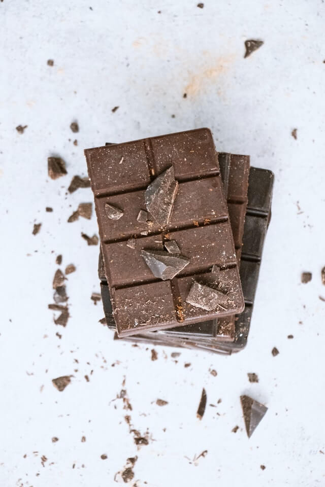 Hjernegod sjokolade